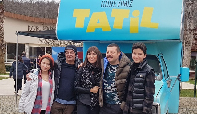 Görevimiz Tatil ekibi basın mensuplarıyla bir araya geldi!