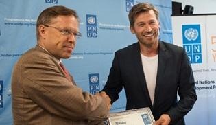 Nikolaj Coster-Waldau Birleşmiş Milletler İyi Niyet Elçisi oldu