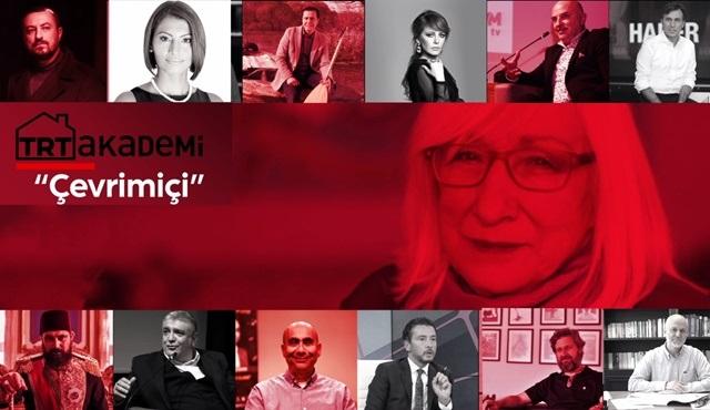 TRT Akademi Söyleşileri dijital ortama taşınıyor!
