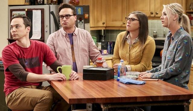 The Big Bang Theory'nin 13. sezonu için görüşmeler başladı