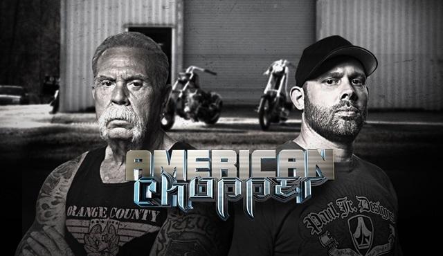 Amerikan Motorları, DMAX'te ekrana gelecek!
