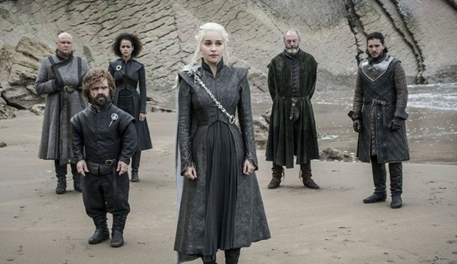 Game of Thrones'un final sezonu Nisan 2019'da başlayacak