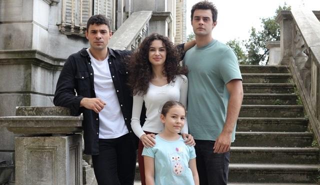 Kardeşlerim dizisi yeni sezon için çekimlerine başladı!