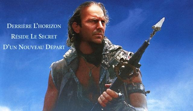 Kevin Costner'ın başrolünde oynadığı Su Dünyası ATV'de ekrana geliyor!