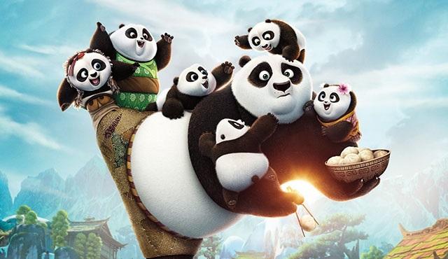 Kung Fu Panda 3, Digiturk'te ekrana geliyor