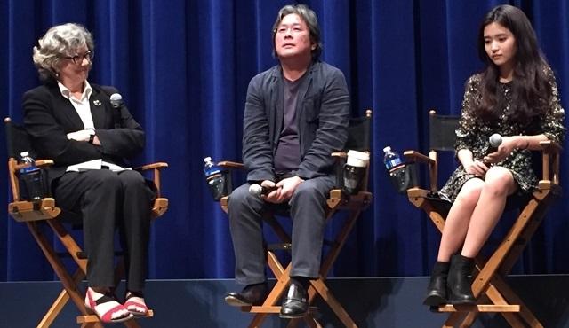 Park Chan-wook: Oldboy'dan sonra bir kadın hikayesi anlatmak istediğime karar verdim