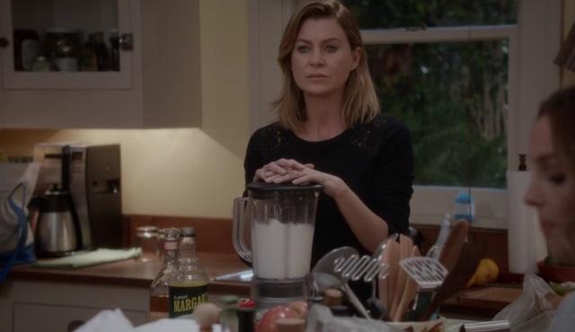 Mükemmel Penny'i bir de Meredith'e sorun...