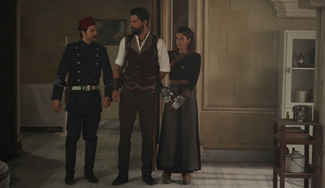 Filinta 'Bin Yılın Şafağında' dizisinde bu hafta şartlı anlaşma haftası yaşanacak!