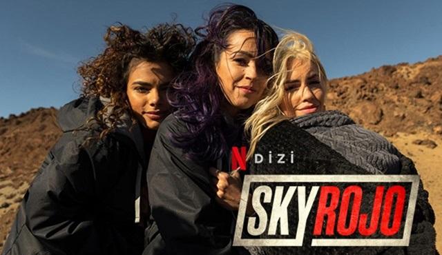 Sky Rojo'nun 2. sezon resmi fragmanı yayınlandı