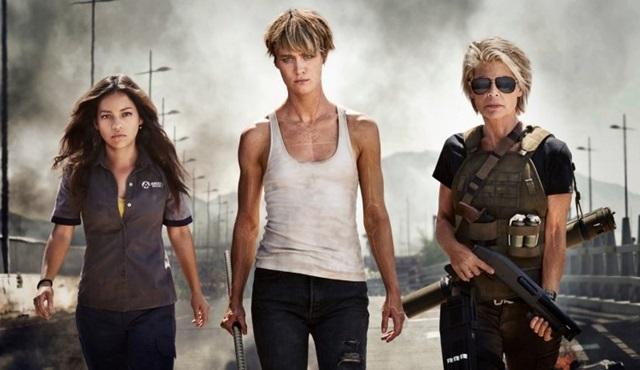 Terminator serisinin yeni filmi Dark Fate 1 Kasım'da vizyona giriyor
