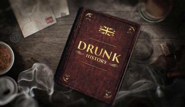Comedy Centrai, Drunk History'nin onayını geri alıp iptal etti