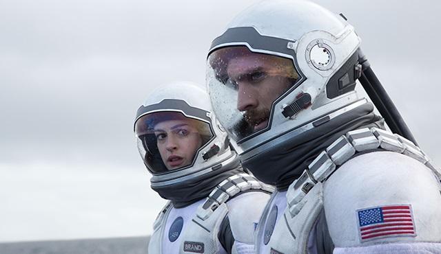 Interstellar: Ben duymuyorum, sen?