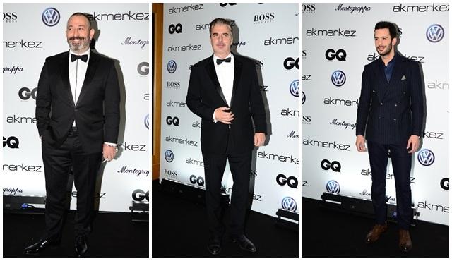"""GQ """"Men of the Year"""" ödülleri sahiplerini buldu!"""
