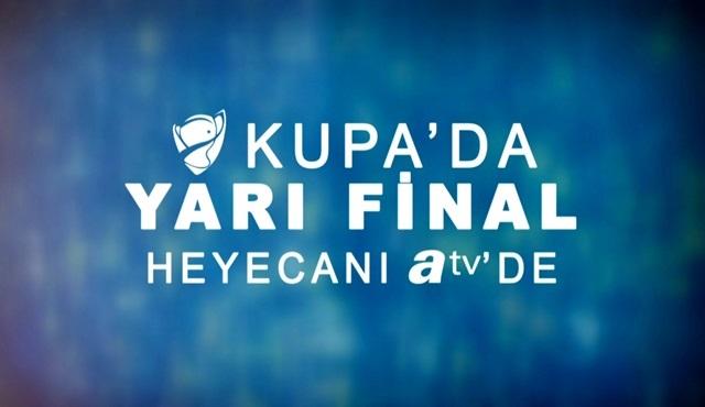 Medipol Başakşehir - Fenerbahçe maçı ATV'de ekrana gelecek!