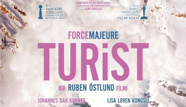 Ödüllü film ''Turist'' 6 Şubat'ta sinemalarda!