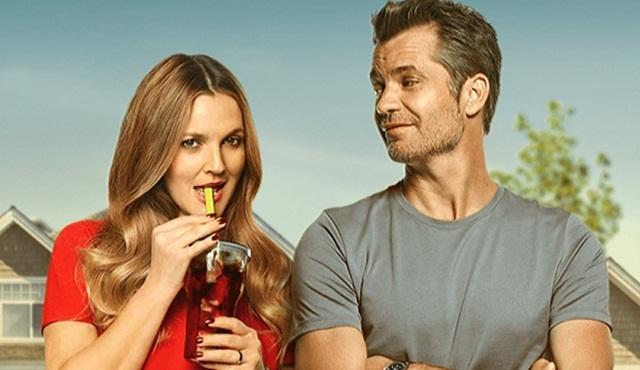 Netflix'in yeni dizisi Santa Clarita Diet'ten yeni bir tanıtım yayınlandı
