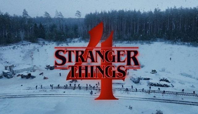 Stranger Things'in 4. sezonu 2022'de yayınlanacak