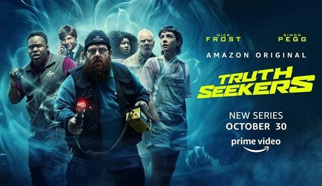 Amazon, Truth Seekers dizisini iptal etti