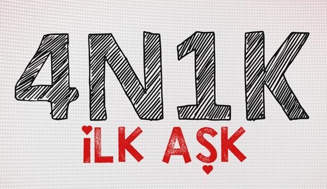 4N1K İlk Aşk dizisinin yayın tarihi belli oldu!