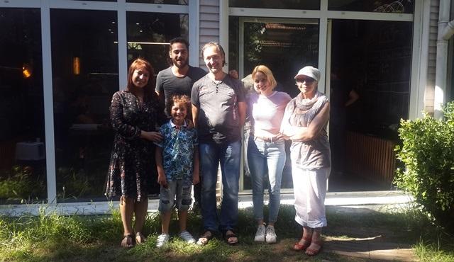 Erol Hızarcı'nın yazdığı Benim Babam Bir Melek romanı film oluyor!