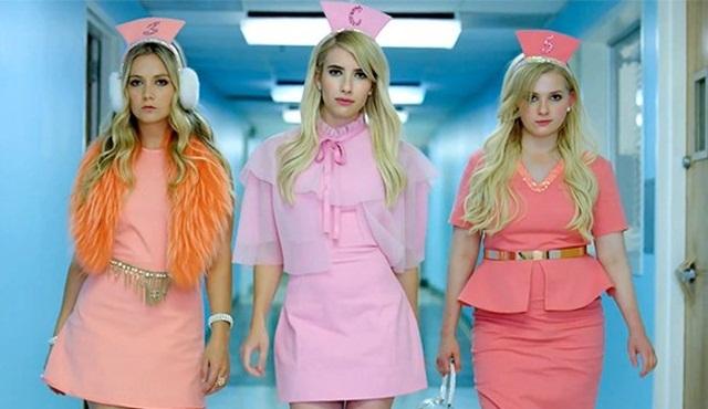 Scream Queens'in yeni sezon fragmanı ve kadro haberi geldi!
