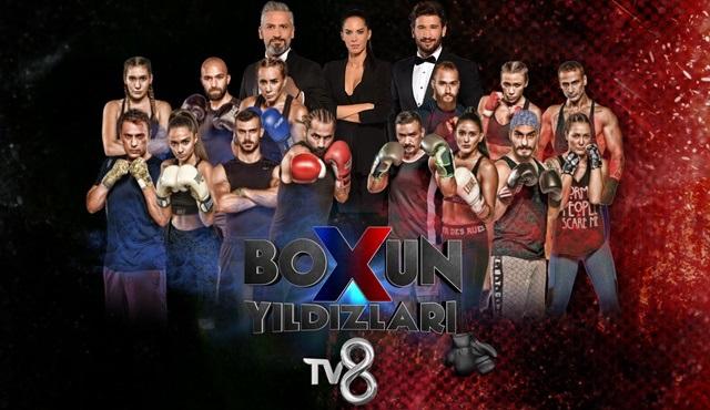 Boxun Yıldızları, TV8'de başlıyor!