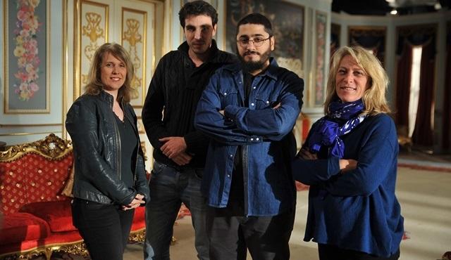 Payitaht Abdülhamid seti France 2 kanalını ağırladı!