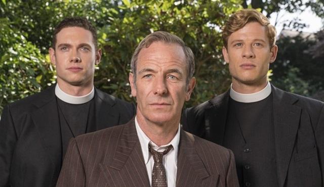 ITV, Grantchester dizisi için 5. sezon onayını verdi