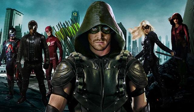 Flashpoint, Arrow'u da etkileyecek