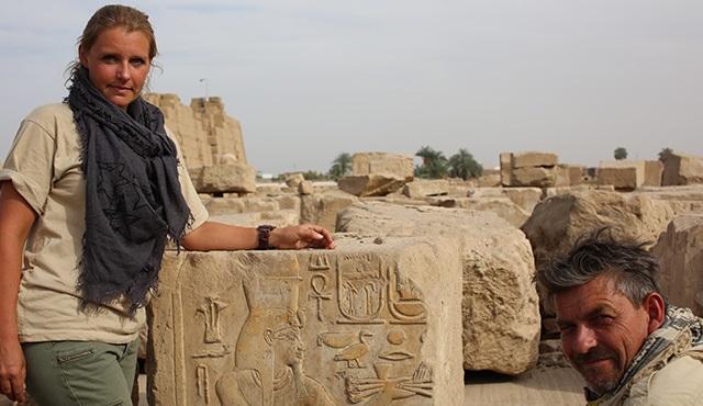 Antik Mısır Koruyucuları Nat Geo'da başlıyor