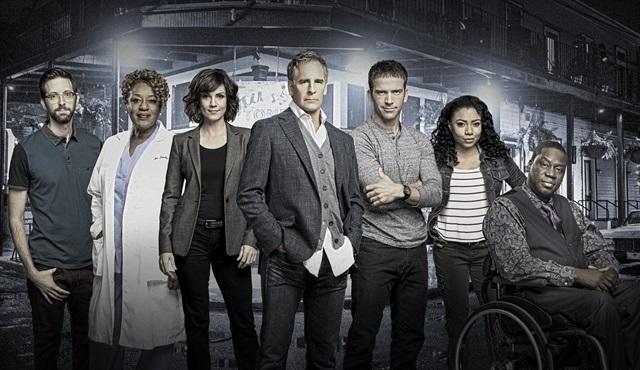 NCIS: New Orleans 4. sezonuyla FOXCRIME'da!