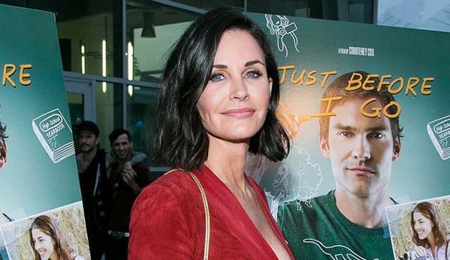 Courteney Cox'tan yeni dizi: Charity Case