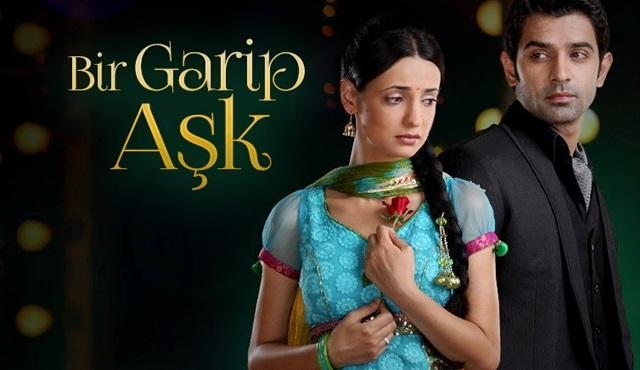 Bir Garip Aşk: Dikkat, Bollywood televizyonumuzu işgal ediyor!
