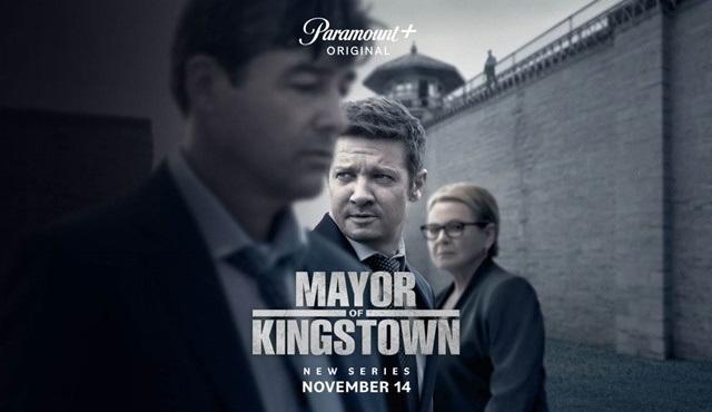 Jeremy Renner'lı Mayor of Kingstown dizisi 14 Kasım'da başlıyor