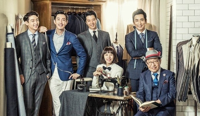 The Gentlemen of Wolgyesu Tailor Shop yine ilk sırada!