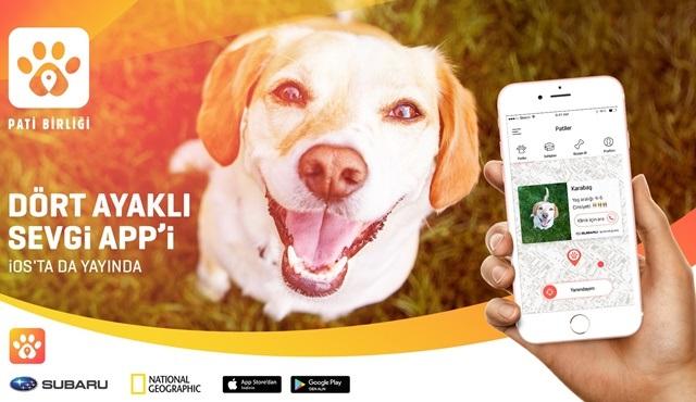 Pati Birliği mobil uygulaması şimdi de App Store'da!