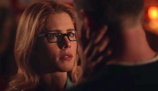 Emily Bett Rickards, Arrow'un final bölümü için diziye dönüyor