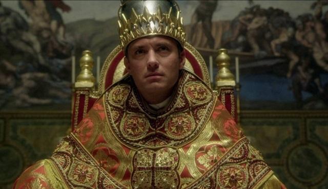 Jude Law'un yeni dizisi The Young Pope'tan bir fragman daha geldi