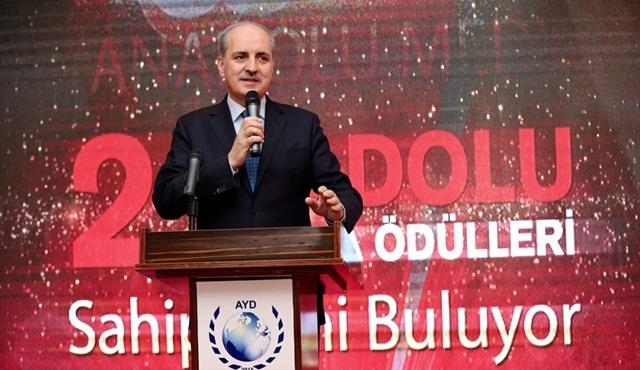 Anadolu Medya Ödüllerinde TRT'ye 5 ödül birden geldi!