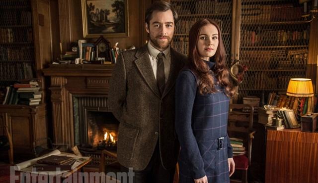 Outlander'a Brianna ve Roger geliyor!
