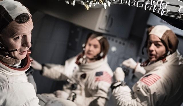 8 Gün: Ay'a İniş ve Geri Dönüş'ün Hikayesi, BBC Earth'te yayınlanacak!