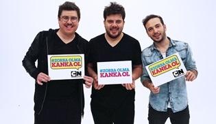 """3 Adam'dan """"Zorba Olma Kanka Ol"""" projesine destek!"""
