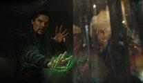Doctor Strange filminden ilk bakış videosu geldi