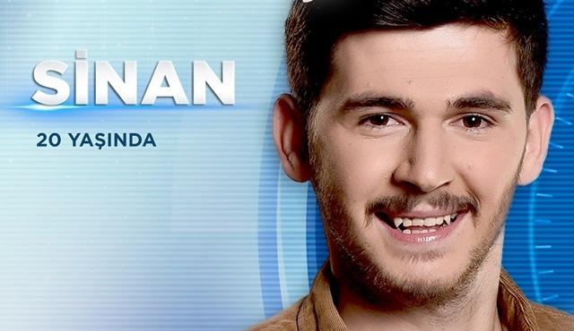Sinan, 'Big Brother Türkiye' evinde ikinci kez lider oldu!