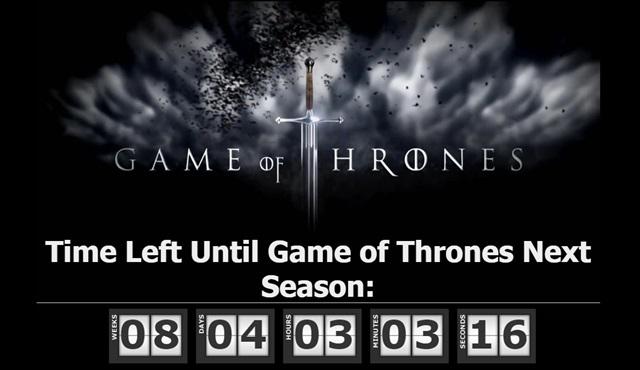 Game of Thrones 5. Sezon Fragmanı Yayınlandı!