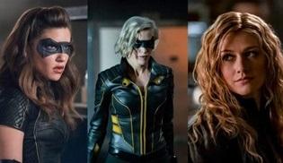 The CW, Green Arrow and the Canaries dizisinden vazgeçti