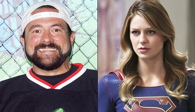 Kevin Smith, Supergirl'ü yönetecek