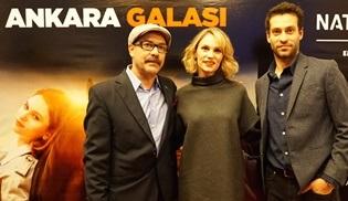 Şampiyon filminin başrol oyuncuları Ankaralı sinema severlerle buluştu!