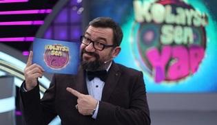 Kadir Çöpdemir'in sunumuyla 'Kolaysa Sen Yap' TRT 1 ekranında başlıyor!