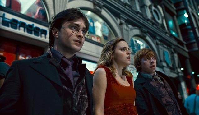 Harry Potter ve Ölüm Yadigarları Part 1, Kanal D'de ekrana geliyor!